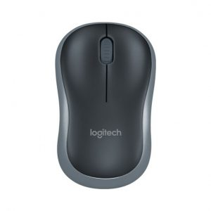 עכבר אלחוטי Logitech Wireless Mouse M185 Retail אפור
